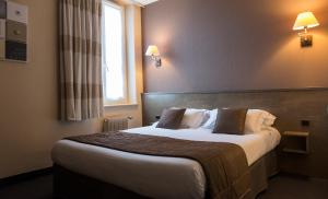 Brit Hotel Le Surcouf, Szállodák  Saint Malo - big - 12