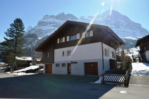 Chalet Delphin 6.5 - GriwaRent AG - Hotel - Grindelwald