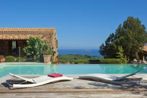 Location gîte, chambres d'hotes Chambres d'Hôtes Littariccia dans le département Corse du Sud 2a