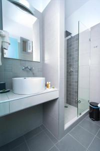 Korali Palace Hotel, Aparthotels  Naxos Chora - big - 42