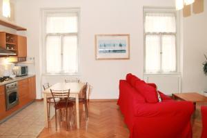 Residence Bílkova, Apartmány  Praha - big - 29