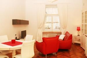 Residence Bílkova, Apartmány  Praha - big - 14