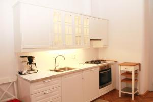 Residence Bílkova, Apartmány  Praha - big - 17