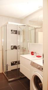 Residence Bílkova, Apartmány  Praha - big - 15