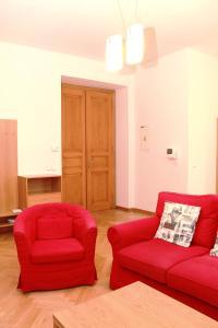 Residence Bílkova, Apartmány  Praha - big - 27