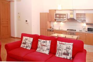 Residence Bílkova, Apartmány  Praha - big - 28