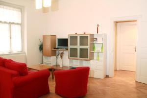 Residence Bílkova, Apartmány  Praha - big - 26
