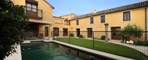 Villa Cornelius, Загородные дома  Лас-Эренсиас - big - 35