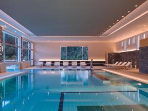 Hotel Terme Marco Polo, Отели  Монтегротто-Терме - big - 1