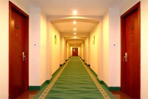 obrázek - GreenTree Inn Beijing East Yizhuang District Five Kechuang Street Business Hotel