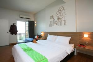 Dream D Residence - Ban Rai Map