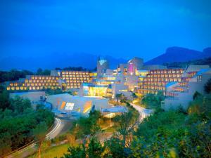 Zhongxin Jinling Hotel and Res..