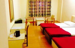 Hotel Ranjit Residency, Chaty  Hajdarábád - big - 39
