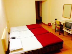 Hotel Ranjit Residency, Chaty  Hajdarábád - big - 40