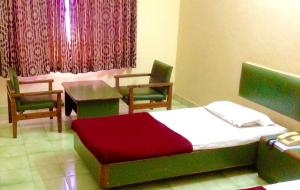 Hotel Ranjit Residency, Chaty  Hajdarábád - big - 41