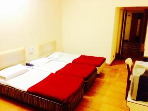 Hotel Ranjit Residency, Chaty  Hajdarábád - big - 42