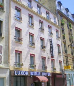 Luxor Bastille Hotel, Hotely  Paříž - big - 60