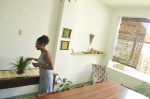 Pousada do Baluarte, Отели типа «постель и завтрак»  Сальвадор - big - 73