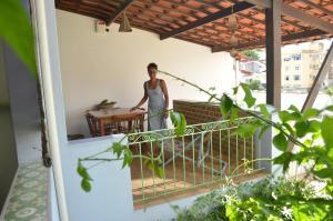 Pousada do Baluarte, Отели типа «постель и завтрак»  Сальвадор - big - 62
