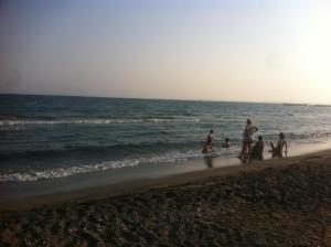 Sandy Beach House 14, Prázdninové domy  Voroklini - big - 14