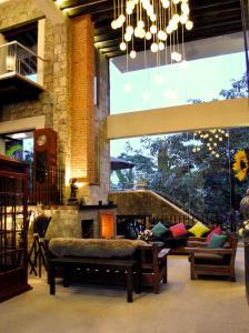 Hotel Boutique La Casona de Don Porfirio, Hotels  Jonotla - big - 85