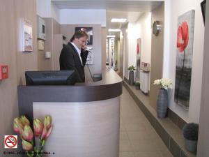 Hôtel Helvétique, Hotel  Nizza - big - 43