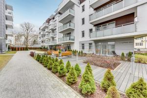 Aqua Marina Apartments, Ferienwohnungen  Danzig - big - 38