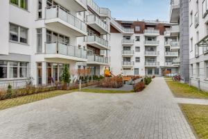 Aqua Marina Apartments, Ferienwohnungen  Danzig - big - 25