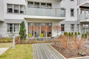 Aqua Marina Apartments, Ferienwohnungen  Danzig - big - 39