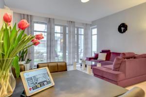 Aqua Marina Apartments, Ferienwohnungen  Danzig - big - 27