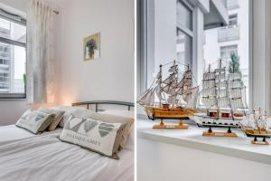 Aqua Marina Apartments, Ferienwohnungen  Danzig - big - 28