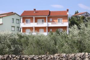 3 hviezdičkový apartmán Apartments Sandra Rab Chorvátsko