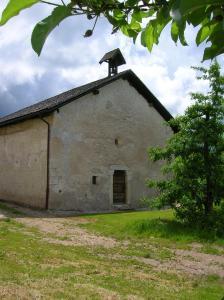 Agritur Maso San Bartolomeo, Farmy  Romeno - big - 17