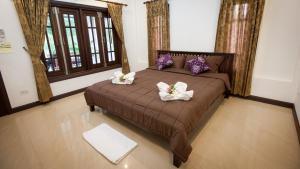 Aonang Family Pool Resort, Case vacanze  Ao Nang Beach - big - 32