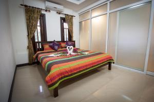Aonang Family Pool Resort, Case vacanze  Ao Nang Beach - big - 31