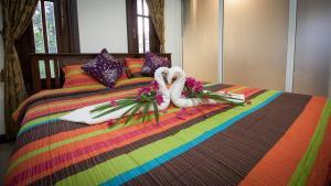Aonang Family Pool Resort, Case vacanze  Ao Nang Beach - big - 30