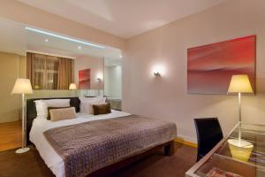 Mamaison All-Suites Spa Hotel Pokrovka, Hotely  Moskva - big - 73