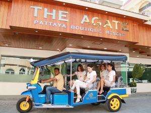 The Agate Pattaya Boutique Resort, Курортные отели  Южная Паттайя - big - 27