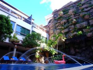 The Agate Pattaya Boutique Resort, Курортные отели  Южная Паттайя - big - 25
