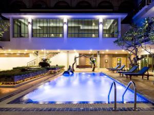 The Agate Pattaya Boutique Resort, Курортные отели  Южная Паттайя - big - 45