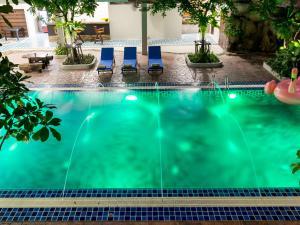 The Agate Pattaya Boutique Resort, Курортные отели  Южная Паттайя - big - 37
