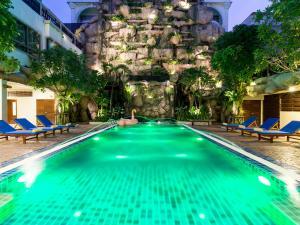 The Agate Pattaya Boutique Resort, Курортные отели  Южная Паттайя - big - 38