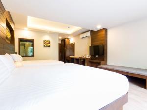 The Agate Pattaya Boutique Resort, Курортные отели  Южная Паттайя - big - 55