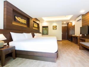 The Agate Pattaya Boutique Resort, Курортные отели  Южная Паттайя - big - 61