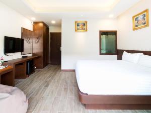 The Agate Pattaya Boutique Resort, Курортные отели  Южная Паттайя - big - 51