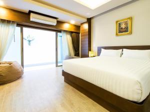 The Agate Pattaya Boutique Resort, Курортные отели  Южная Паттайя - big - 56