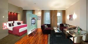 Mamaison All-Suites Spa Hotel Pokrovka, Hotely  Moskva - big - 96