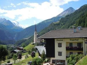 3 hvězdičkový penzion Pension Trojerhof Heiligenblut Rakousko