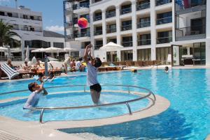 Albatros Spa & Resort Hotel, Rezorty  Hersonissos - big - 78