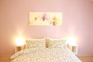 B&B BuonaLuna, Bed and Breakfasts  Salerno - big - 22